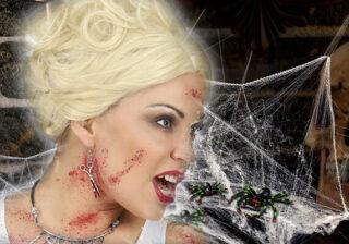 Soirée déguisement déco Bijoux Halloween