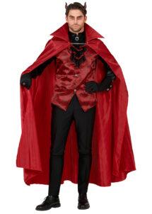 déguisement diable halloween homme, costume de diable halloween, Déguisement de Diable, Rouge et Noir