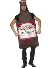 déguisement bière, déguisement bouteille de bière, costume bouteille de bière, costume enterrement de vie de garçon, déguisement fête de la bière Déguisement Bouteille de Bière