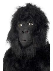 masque de gorille, masque de déguisement, masque animaux, accessoire déguisement animaux, masque d'animal déguisement, masques d'animaux déguisement, se déguiser en animal Masque de Gorille, Latex