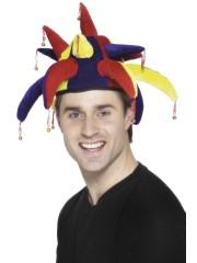 chapeau joker, chapeaux à clochettes, chapeaux humour, chapeau fou du roi, chapeaux joker Chapeau de Joker