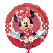 ballon hélium, ballon disney, ballon minnie Ballon Aluminium, Minnie, Disney