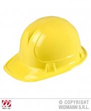 casque de chantier, casque de chantier en plastique, casque jaune de chantier Casque de Chantier