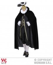 cape noire halloween, cape halloween adulte, cape déguisement halloween, cape adulte halloween, cape noire adulte halloween, cape halloween déguisement, cape noire déguisement, cape carnaval de venise Cape Noire, Velours, Vénitienne ou Halloween