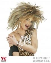 perruque cavewoman Perruque Primitive, Cavewoman, Blonde