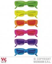 lunettes de déguisement, lunettes de fêtes, lunettes soirée déguisée, accessoires lunettes, lunettes pas chères,lunettes fantaisie, lunettes de couleur, lunettes fluo Lunettes Couleurs Fluos, Rectangles