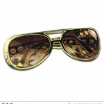 lunettes de déguisement, lunettes de fêtes, lunettes soirée déguisée, accessoires lunettes,lunettes fantaisie, lunettes pas chères, lunettes elvis, lunettes rock, lunettes années 60, lunettes dorées Lunettes Elvis