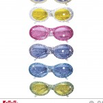 lunettes paillettes Lunettes Paillettes Glitter Ovales