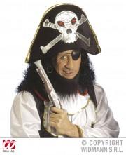 chapeau de pirate, bicorne de pirate, accessoires déguisement de pirate Chapeau de Pirate, Bircorne