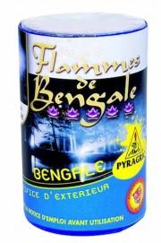 feux de bengale, feux de bengale, pétards, pétards et fumigènes, pyragric, acheter des pétards à paris Flamme de Bengale, Blanche