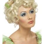 perruque femme, perruque pas cher paris, perruque blonde, perruque de fée, perruque bouclée blonde Perruque Fée Marilyn, Blonde