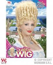 perruque pas chère à paris, perruques femmes, perruques de déguisement, perruque historique, perruque blonde, perruque versailles, perruque marie antoinette, perruque marquise Perruque Marie Antoinette, Blonde