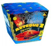 feu d'artifice aztèque, feux d'artifice automatiques, achat feux d'artifice paris, feux d'artifices compacts, feux d'artifices pyragric Feux d'Artifices, Compacts, Aztèque 2
