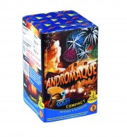 feux d'artifice Andromaque, feux d'artifice automatiques, achat feux d'artifice paris, feux d'artifices compacts, feux d'artifices pyragric Feux d'Artifices, Compacts, Andromaque